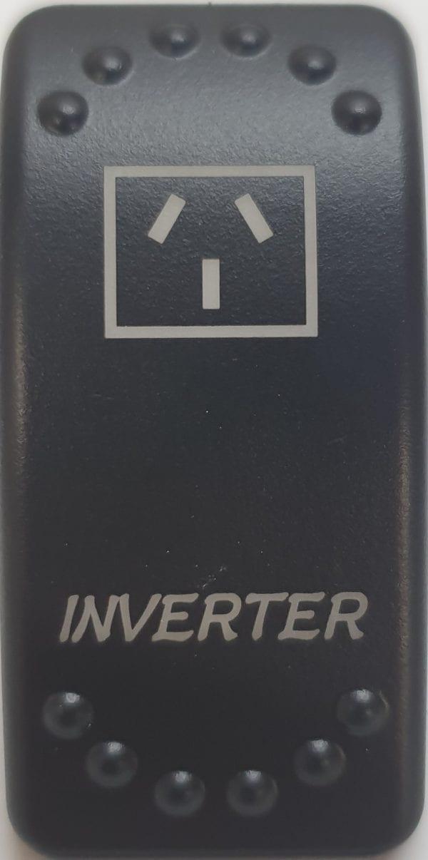 Inverter-Etched-Rocker-Switch